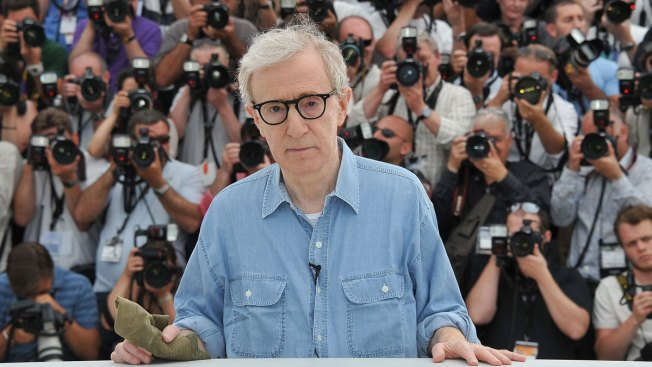Woody Allen Germany Concert Disrupted by Topless Protesters