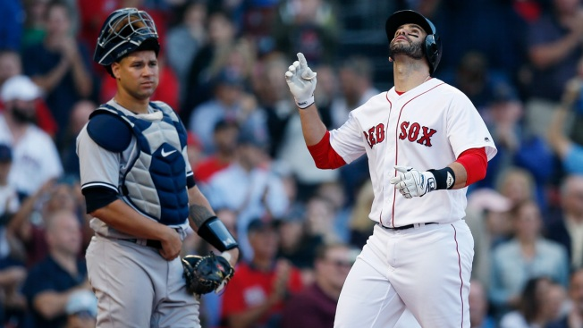 Red Sox Claim More Titles, Beating Yankees 10-2 in Finale