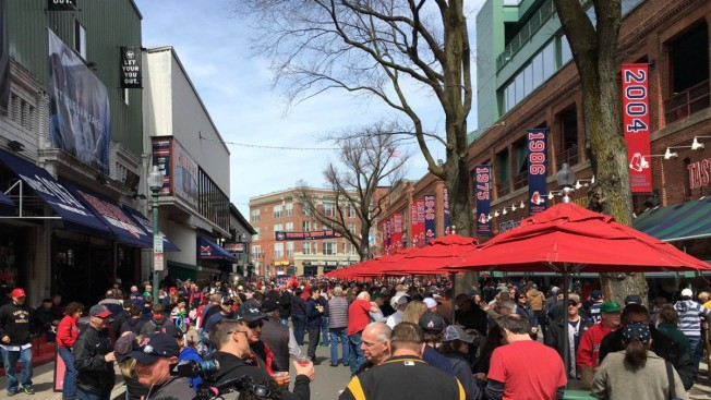 Yawkey Foundation 'Disheartened' by Efforts to Rename Street
