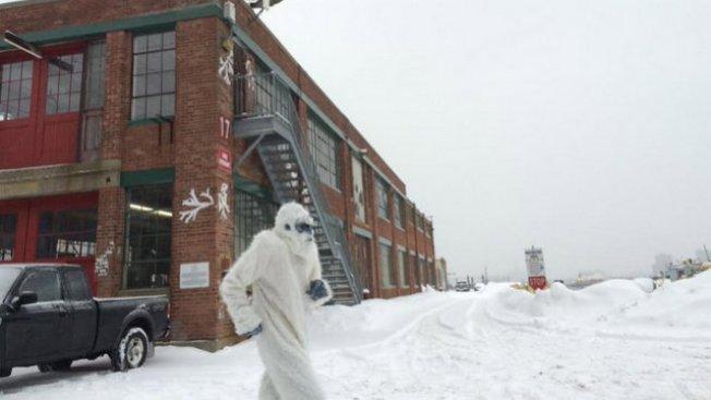 He's Bringing Yeti Back: Costumed Beast Resurfaces in Boston