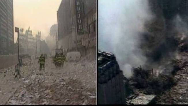 Unidentified 911 Remains Returned to World Trade Center Site