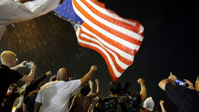 Ferguson Protest Leader Found Fatally Shot in Burning Vehicle