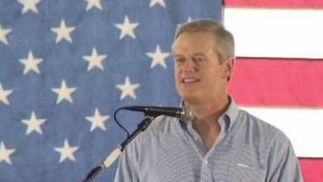 Massachusetts Gov. Charlie Baker May Spend Up to $20M on Re-Election