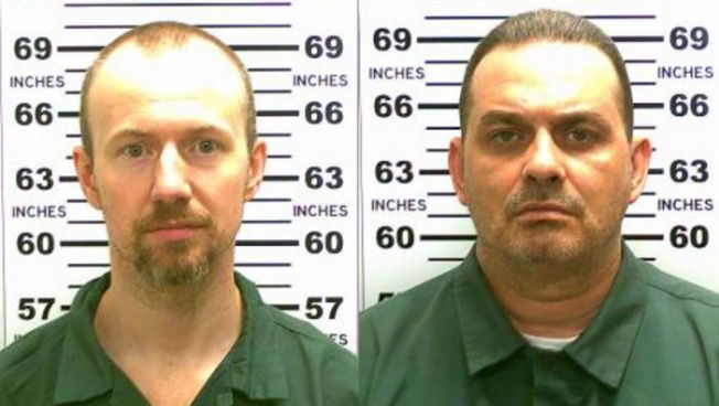 Prison Escapee Admits to Charges in Daring Breakout