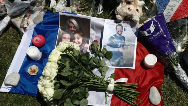 Bastille Day Attack: 5 Detained as France Mourns 84 Killed