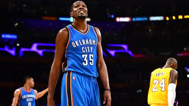 Kevin Durant Announces He's Signing With Golden State Warriors Over Celtics