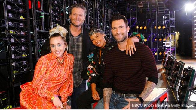 'The Voice' Shines Spotlight on Final 8
