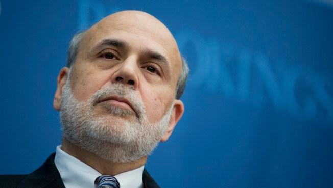"Former Fed Chairman Launching ""Ben Bernanke's Blog"""