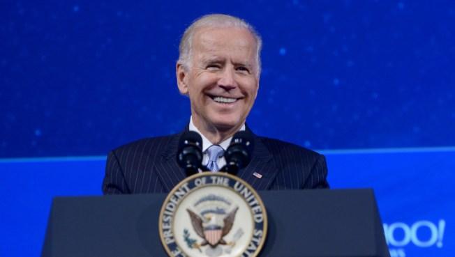 Biden Considers His Age as He Ponders 2020 Run