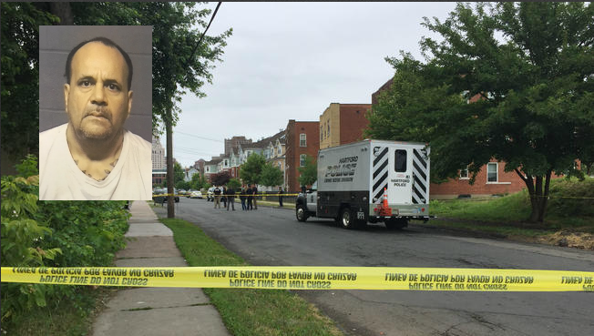 Hartford Police Arrest Man After Fatal Shooting