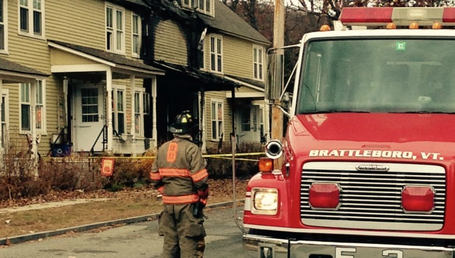 Vermont Fire Displaces 45, Red Cross Responding