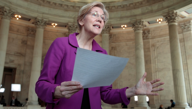 GOP Senate Hopeful Pours $3M Into Campaign to Defeat Warren