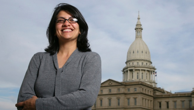 Palestinian-American Candidate in Michigan is Source of West Bank Pride