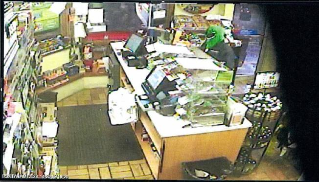 Masked Man Robs Bangor Maine Store at Knifepoint