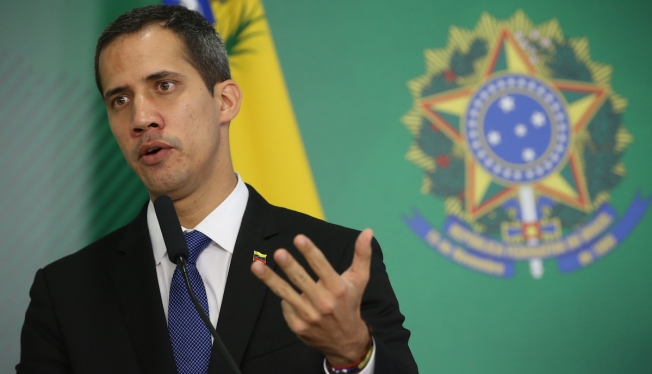 Venezuela's Guaido Plans to Return Home Despite Safety Concerns