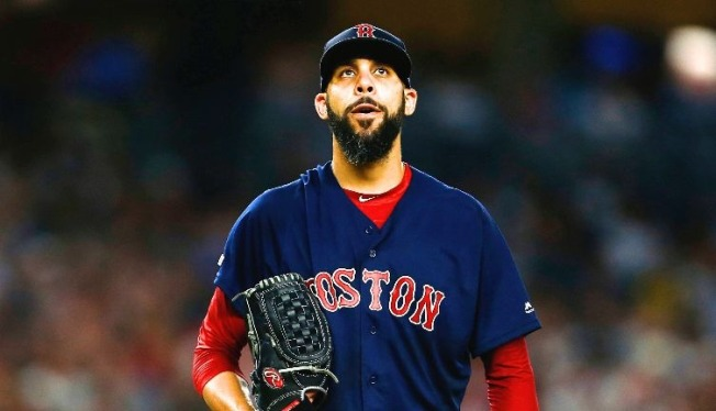 Red Sox Place LHP David Price on Injured List With Wrist Injury