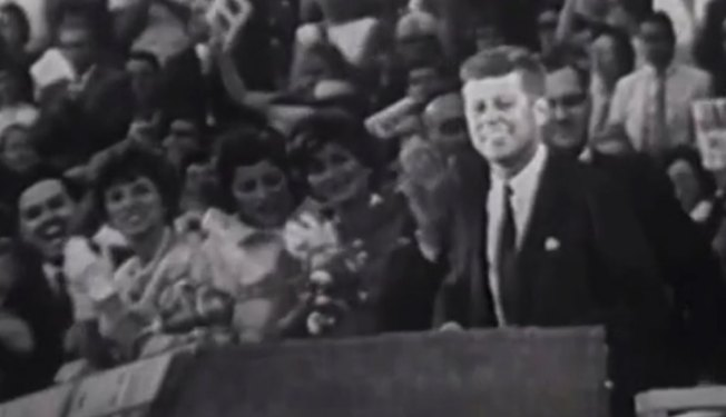 Church to Celebrate JFK, Jackie Wedding Ceremony