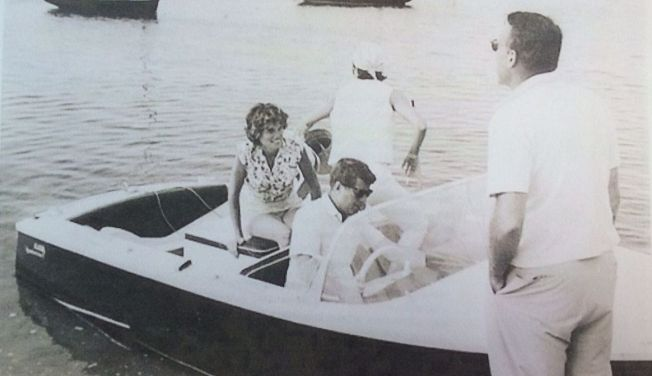 Speedboat Fetches $75K at Auction of Kennedy-Era Memorabilia