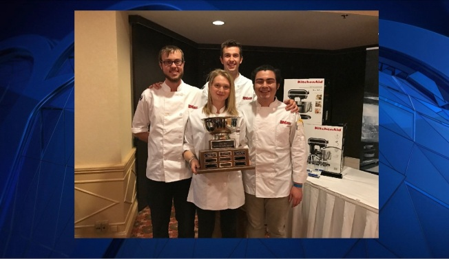 UMass Amherst Students Win International Culinary Competition