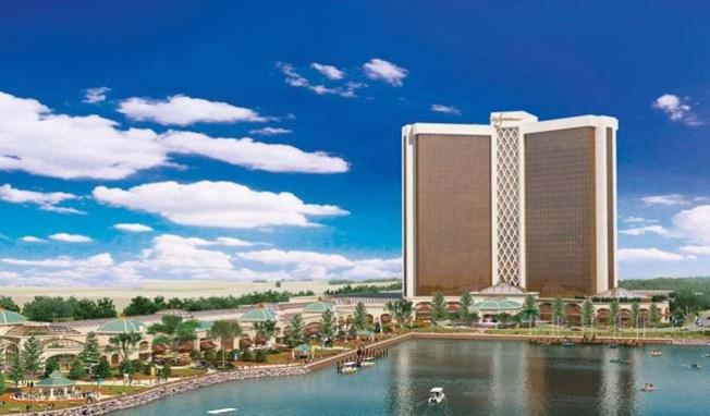 Wynn Resorts: $2.1 Billion Everett Casino Will Open in 2019