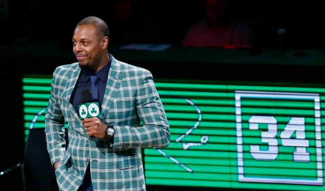 Paul Pierce Reveals the Real Story Behind the Wheelchair Incident From 11 Years Ago
