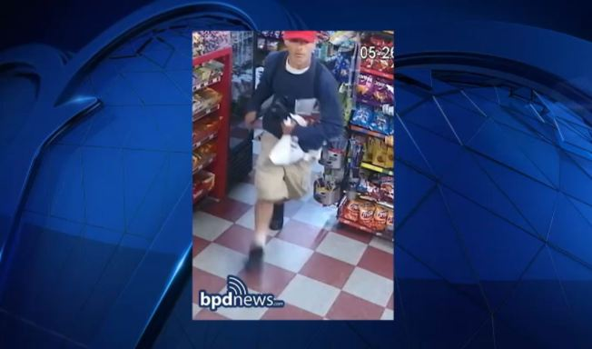 ID Wanted in Connection With Boston Burglary