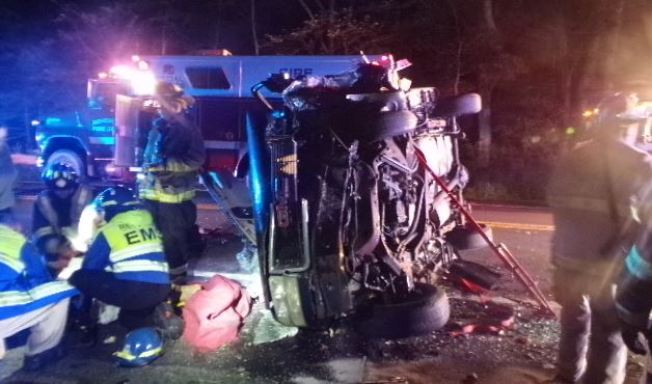 Driver Facing Criminal Charges After Rollover Crash
