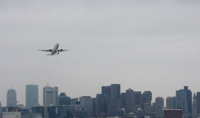 Flights Delayed, Cancelled at Logan Due to Fog