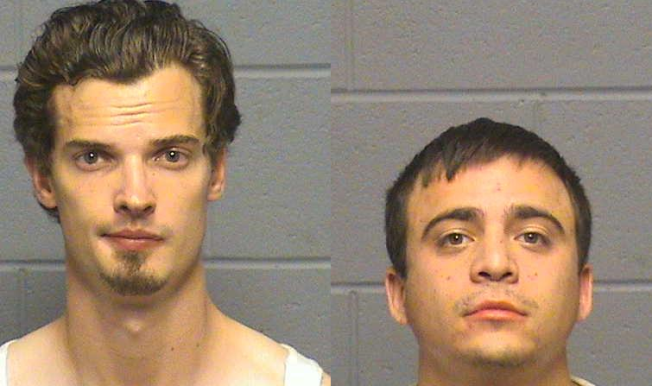 2 Men Arrested For Assaulting, Robbing Cab Driver