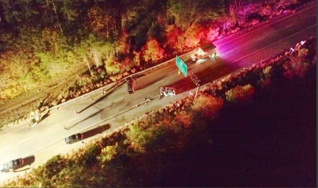 Teen Killed in Early Morning Crash in Wareham Identified