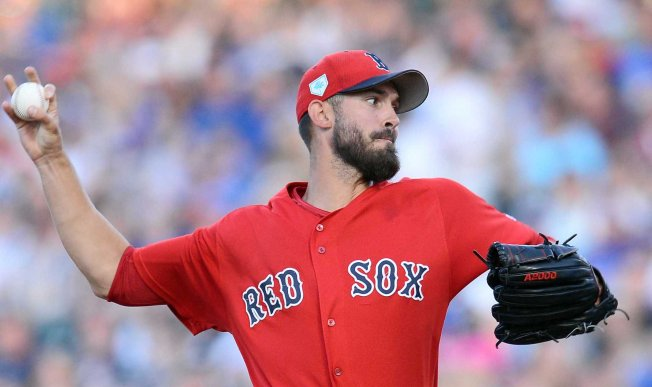 Red Sox Pitcher Rick Porcello Tried to Get Contract Extension Done Before Season
