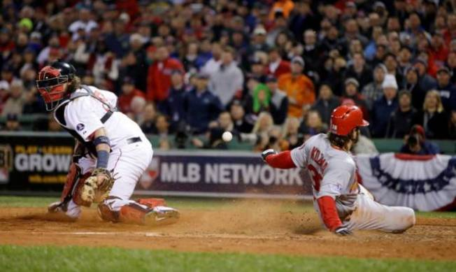 Cardinals Beat Red Sox 4-2 in Game 2 of World Series