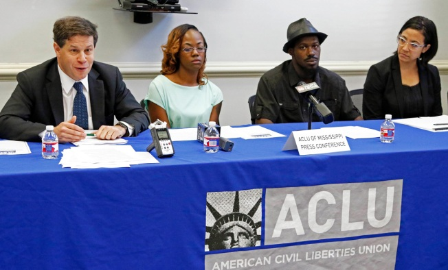 Law Officers Unfair to Blacks in Mississippi County: ACLU