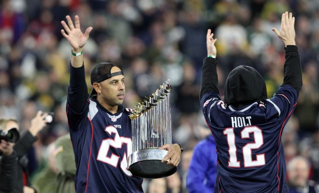 'Beat LA Again': Red Sox Wish Patriots Luck in Super Bowl LIII