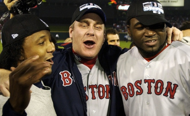 Curt Schilling Rips Red Sox for Excluding Him From World Series First Pitch Ceremony