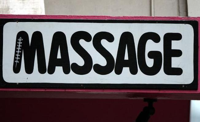 2 Charged With Prostitution at Massage Parlor