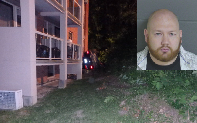 DWI Arrest for Driver Who Crashed Into Apartment Building