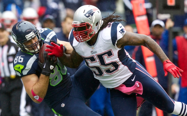 New England Patriots Release Brandon Spikes