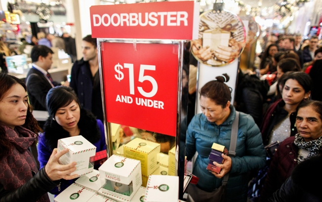 Retailers Could Ring Up More Than $1.1 Trillion in Holiday Sales, Topping Last Year