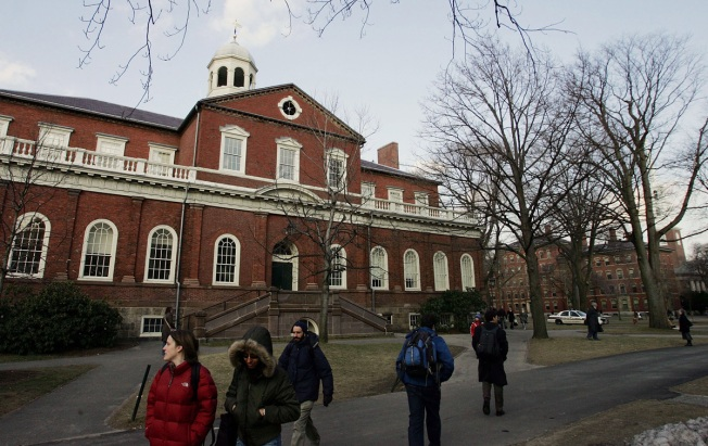 Harvard's 1st Female President Stepping Down After 11 Years