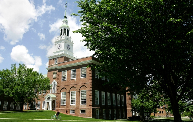Dartmouth College Professor Accused of Plagiarism From Other Professors