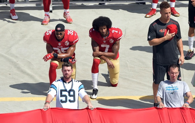 Kaepernick Graces Time Magazine While Most Disliked Player in NFL
