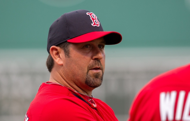 Jason Varitek, Tim Wakefield, Ira Flagstead, Larry Lucchino To Be Inducted Into Red Sox Hall of Fame
