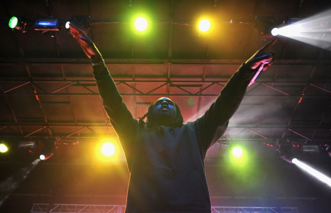 Bodyguard of Rapper Wale Charged With Carrying Loaded Firearm Near Boston Nightclub