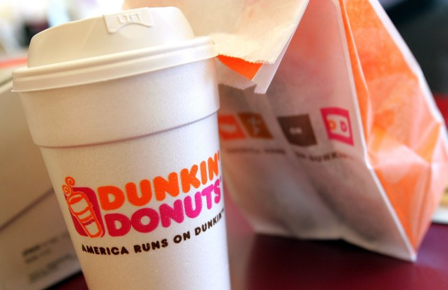 Sneak Peek: Dunkin' Donuts Testing New $2 Snack Menu