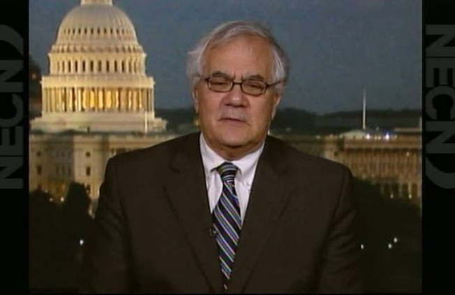 Barney Frank Not Running for Re-election