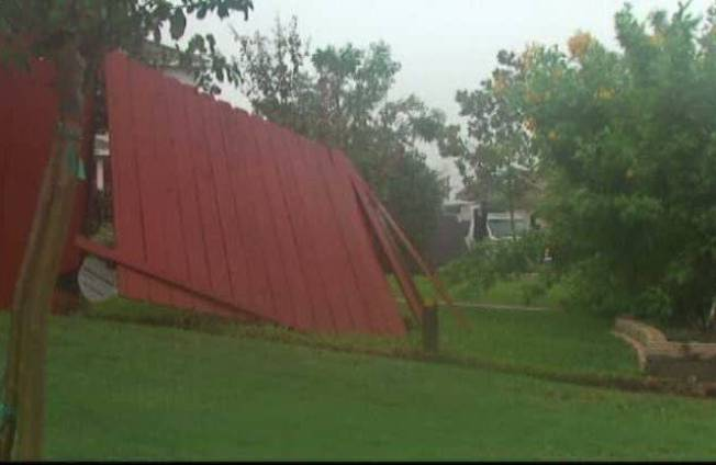 Tornado Does Serious Damage to Homes in San Antonio