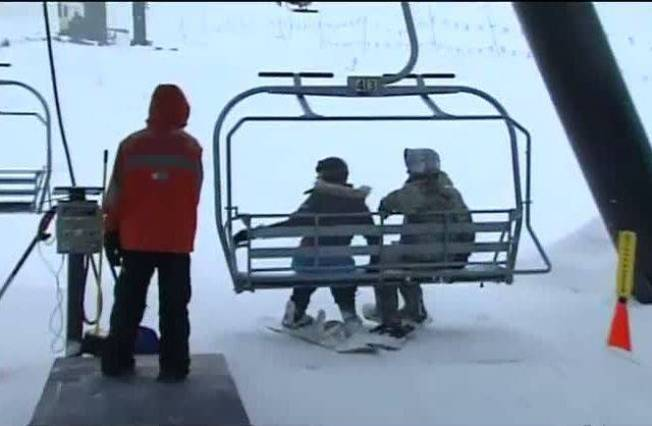 New England Snow Helps Maine Ski Resorts