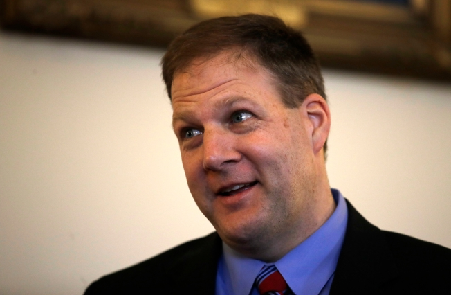 Gov. Sununu Meeting With Members of Trump Administration