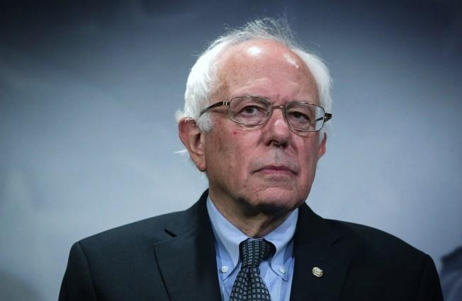 Bernie Sanders Undergoes Outpatient Hernia Repair Procedure